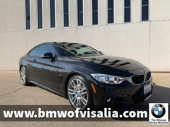 Used 2016 BMW 428i Coupe for sale in Visalia CA
