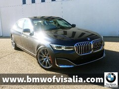 New 2020 BMW 740i Sedan for sale in Visalia CA