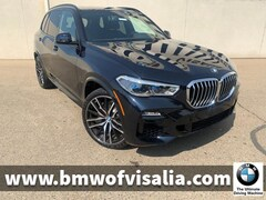 New 2021 BMW X5 xDrive40i SAV for sale in Visalia CA