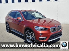 New 2019 BMW X1 xDrive28i SUV for sale in Visalia CA