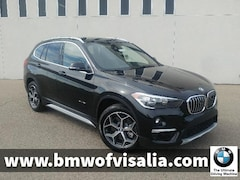 New 2018 BMW X1 xDrive28i w/Brazil SAV for sale in Visalia CA