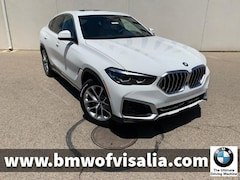 New 2020 BMW X6 sDrive40i Sports Activity Coupe for sale in Visalia CA