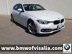 Used 2017 BMW 328d Sedan 32 Sedan for sale in Visalia CA