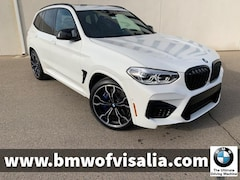New 2020 BMW X3 M Competition SAV for sale in Visalia CA