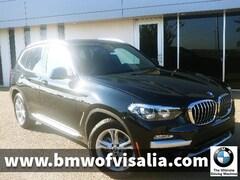 New 2019 BMW X3 for sale in Visalia, CA