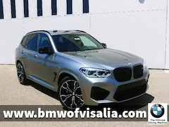 New 2020 BMW X3 M Competition SUV for sale in Visalia CA