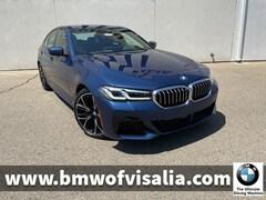 New 2021 BMW 530i Sedan for sale in Visalia CA