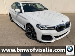 New 2021 BMW 540i Sedan for sale in Visalia CA