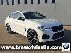 New 2020 BMW X4 M for sale in Visalia CA
