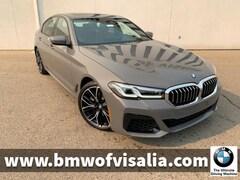 New 2021 BMW 540i Sedan for sale in Visalia CA