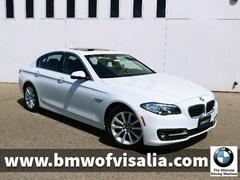 Used 2016 BMW 535i Sedan Sedan for sale in Visalia CA