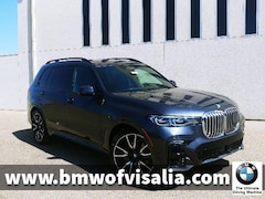 2019 BMW X7 xDrive50i SUV for sale in Visalia, CA