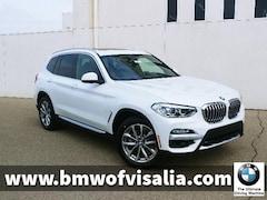 New 2019 BMW X3 xDrive30i SAV for sale in Visalia CA