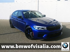 New 2019 BMW M5 Competition Sedan for sale in Visalia CA