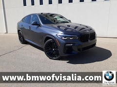 New 2021 BMW X6 sDrive40i Sports Activity Coupe for sale in Visalia CA