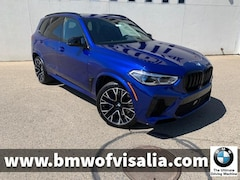New 2020 BMW X5 M for sale in Visalia, CA