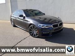 Used 2017 BMW 540i Sedan for sale in Visalia CA