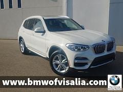 New 2021 BMW X3 for sale in Visalia, CA