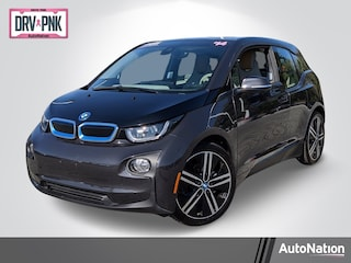 2014 BMW i3 w/ Range Extender Sedan in [Company City]