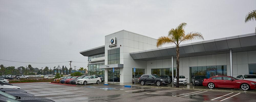 Car Dealerships San Diego >> Bmw Dealer Near San Diego Bmw Of Vista