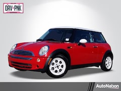 2005 MINI Cooper Base Hatchback