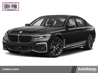New 2021 BMW M760i xDrive Sedan for sale