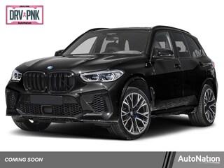 2020 BMW X5 M SAV