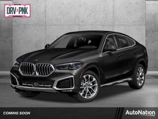 2022 BMW X6 M50i Sports Activity Coupe