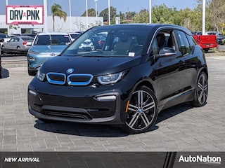2018 BMW i3 with Range Extender 94Ah w/Range Extender Sedan