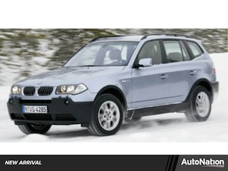 Used 2006 BMW X3 3.0i SUV