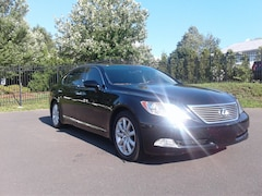 Used 2007 LEXUS LS 460 L Sedan JTHGL46F575007501 L9B29605A for sale in Hartford, CT