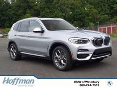 New 2021 BMW X3 xDrive30i SAV M9G92230 in Watertown CT