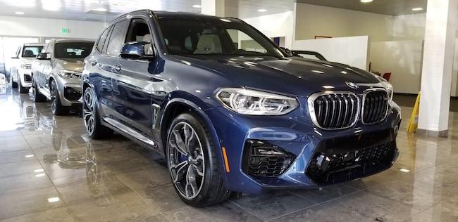 New 2020 BMW X3 M SAV in Watertown, CT