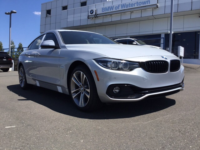 New 2019 BMW 430i xDrive Gran Coupe in Watertown CT