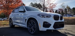 New 2020 BMW X3 M SAV 5YMTS0C09L9B17119 for sale in Hartford, CT