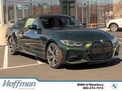 New 2021 BMW 430i xDrive Coupe MCG71220 in Watertown CT
