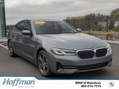 New 2021 BMW 530i xDrive Sedan MWX13390 in Watertown CT