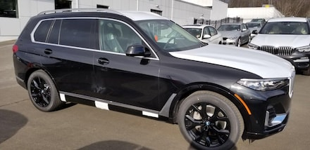 New 2020 BMW X7 xDrive40i SAV L9A00659 in Watertown CT