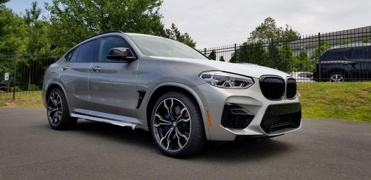 New 2020 BMW X4 M Competition Sports Activity Coupe in Watertown CT