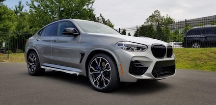 New 2020 BMW X4 M Competition Sports Activity Coupe LLA99556 in Watertown CT