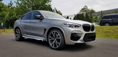 New 2020 BMW X4 M Competition Sports Activity Coupe for sale in Hartford, CT