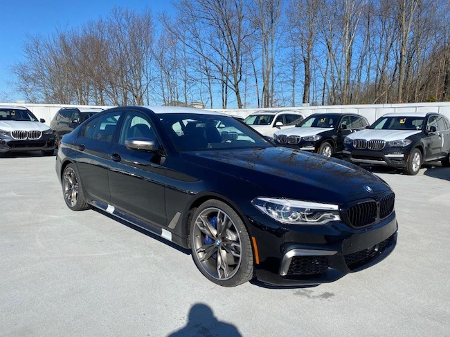 New 2020 BMW M550i xDrive Sedan in Watertown, CT
