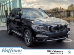 New 2021 BMW X3 PHEV xDrive30e SAV M9E76718 in Watertown CT