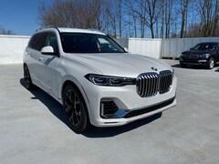 New 2020 BMW X7 xDrive40i SAV L9A00804 in Watertown, CT
