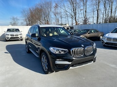 New 2021 BMW X3 PHEV xDrive30e SAV 5UXTS1C00M9D82042 in Watertown CT