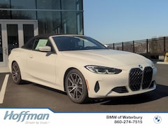 New 2021 BMW 430i Convertible MCG26371 in Watertown CT