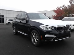 New 2021 BMW X3 xDrive30i SAV 5UXTY5C06M9E55128 in Watertown CT