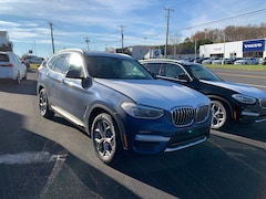 New 2021 BMW X3 xDrive30i SAV M9E84537 in Watertown CT