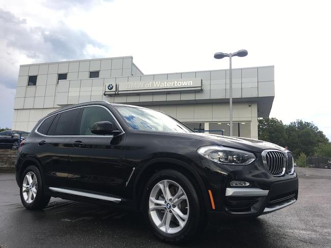 Certified Used 2018 BMW X3 xDrive30i SAV in Watertown, CT