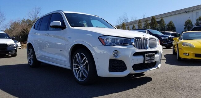 Certified Used 2017 BMW X3 xDrive35i SAV in Watertown, CT